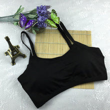 Seamless Racerback Padded Sports Bra with High Quality
