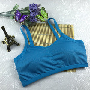 Women's Yoga Stretch Workout Bra Tank Top in Range of Colors