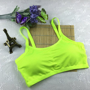 Women's Yoga Stretch Workout Bra Tank Top with High Quality