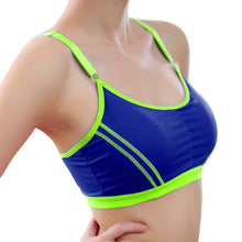 Ladies Sports, Yoga and Athletic Solid Wrap Chest Strap Vest Bra
