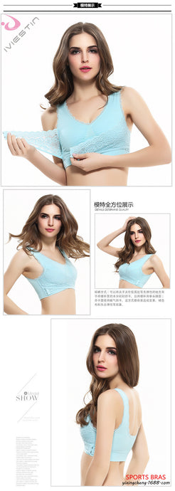 High Impact Sports Bra Padded with High Quality and Low Price