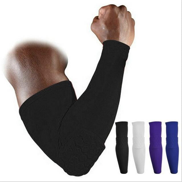 High Elastic Gym and Sports Long Arm Sleeve Support