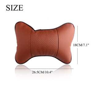 Neck Headrest Car Covers Vehicular Pillow Car Headrest at Discounted Price