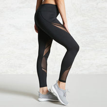 Sports Leggings Stretch Mesh Trouser at Affordable Price