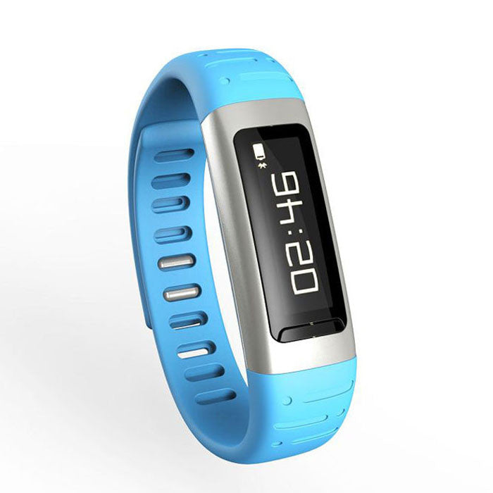 Wearable Walking Pedometer Wrist Fitness Band