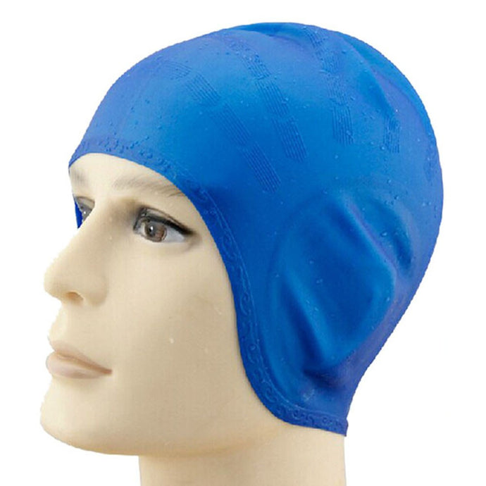 Unisex Adult Silicone Swimming Hat at Affordable Price