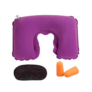 Inflatable Travel Pillow Air Cushion with High Quality