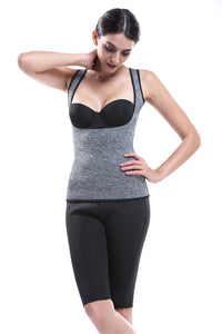 Hot Shaper Body Shapers Neoprene Sauna Sweat Vest Slimming Vest