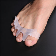 Toe Straighteners Gel Toe Separators Correctors for Dancers Yogis Athletes Treatment for Bunions Relief Hammer Toe Hallux Valgus