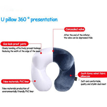 Superior Quality Neck Pillow Travel Accessories Pillows for Sleep