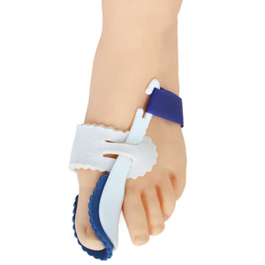 A Pair of Big Toe Bunion Straightener Night Splints