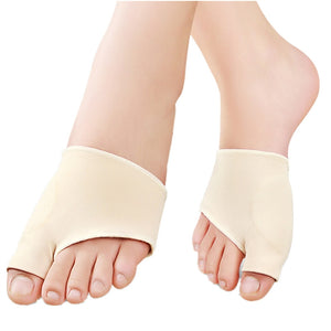 Pair of Hallux Valgus Splints Bunion Corrector Toes Protector Pain Relief Set