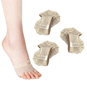 3 Pairs of Ballet or Belly Dance Protective Forefoot Cushions