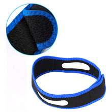 Anti Snore Relief Snore Stopper Chin Strap Belt Sleeping Aid Tool