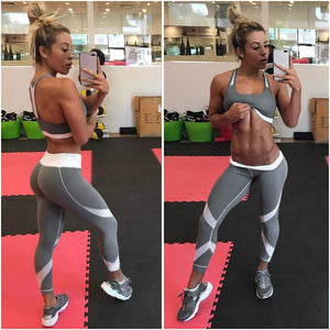 Women's Sports Yoga Workout Gym Fitness Leggings Exercise Athletic Pants
