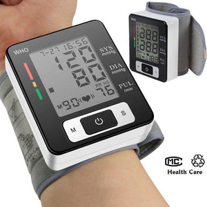 Excellent Quality Wrist Blood Pressure Monitor for Accurate Results
