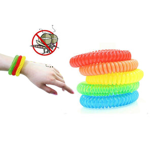 Bug and Insect Repellent Protection Bracelet