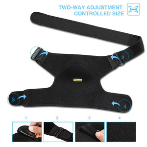Shoulder Tear Injury Brace to Relieve Pain at Affordable Price