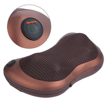 Electronic Heat Massager Pillow for Neck and Back