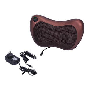 Car and Home Massager Cushion for Neck and Back
