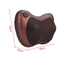 Electronic Heat Massager Pillow for Neck and Back at Affordable Price
