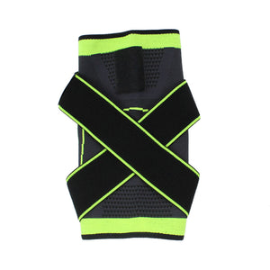 3D Weaving Sport Pressurization Knee Pad Support Brace Injury Pressure Protect