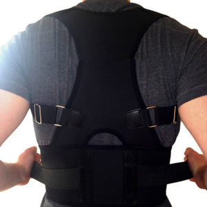 Adjustable Neoprene Posture Back and Shoulder Corrector with High Quality
