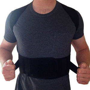 Back and Shoulder Support Brace Vest Belt at Affordable Price
