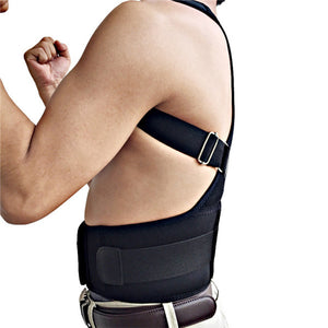Back and Shoulder Support Brace Vest Belt with Superior Quality