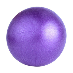 Explosion-proof Thickening Fitness Mini Yoga Ball Pilates Fitball for Kids Women