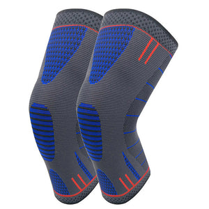 Knee Protect Compression Sleeve Support for Jogging