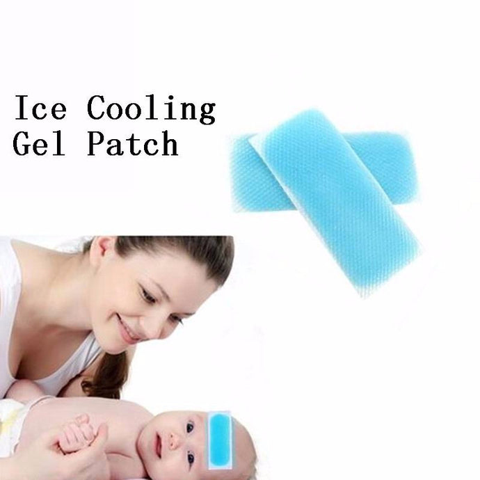 Adult Baby Ice Paste Prevent Fever Sheet Pack