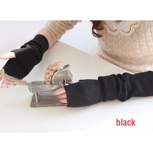 Premium Quality Female Arm Cuff Autumn Long Sleeves