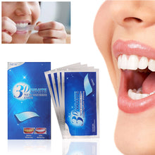3D Dental Whitening Double Elastic Gel Teeth Whitening Strips