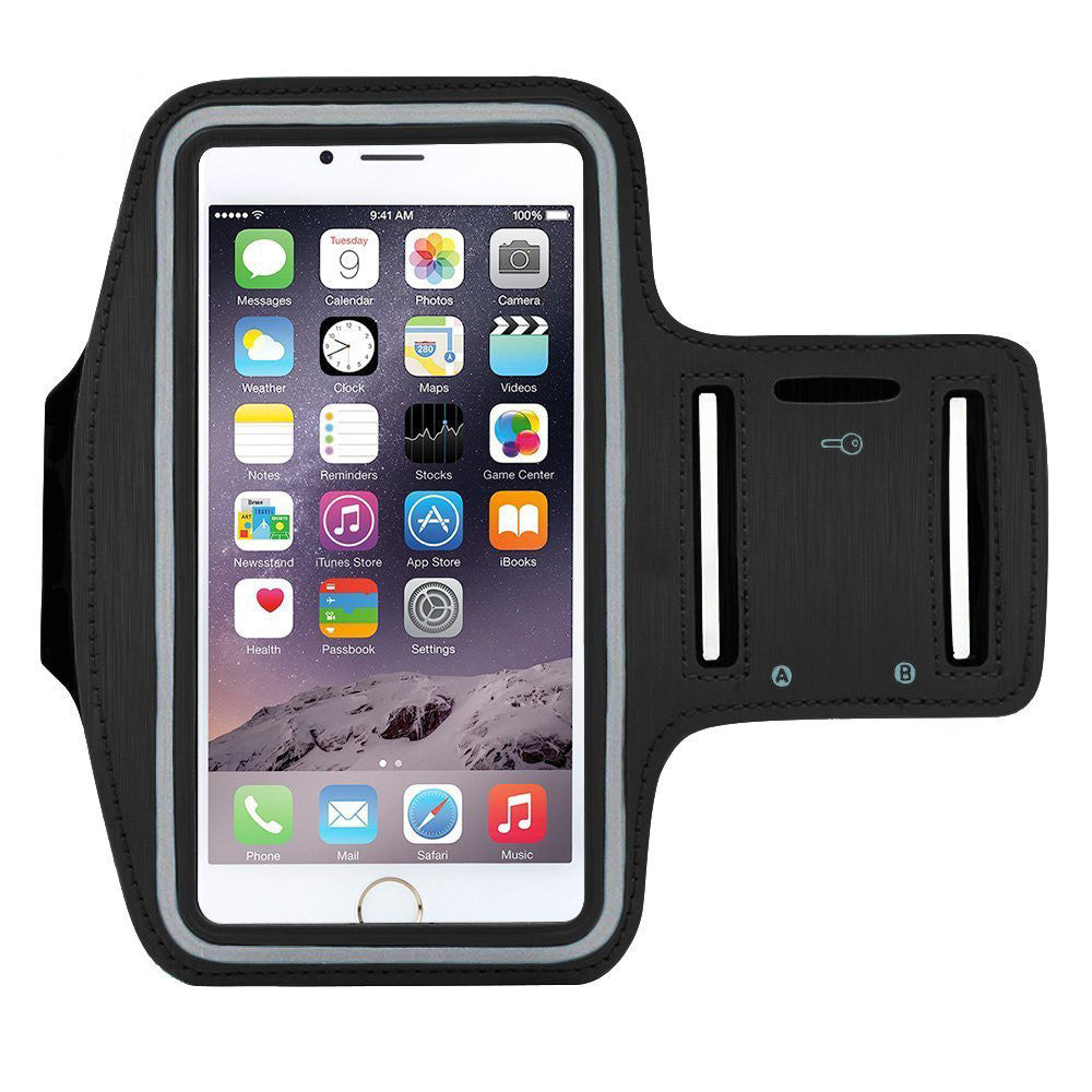 Water Resistant Cell Phone Armband Workout Band