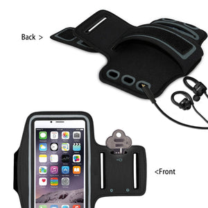 Water Resistant Cell Phone Armband Workout Band with Superior Quality