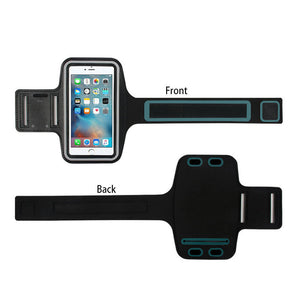 Premium Quality Water Resistant Cell Phone Armband Workout Band