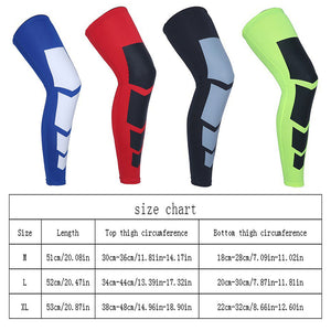 Professional Sports Knee Pads for Knee Support