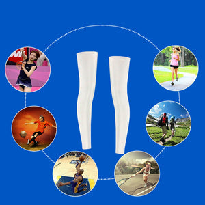 Professional Sports Long Leg Knee Pads with Great Quality
