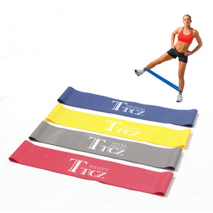 Elastic Band Tension Resistance Crossfit Strength Pilates