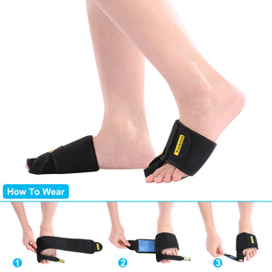 Big Toe Straighteners and Separators for Pain Relief