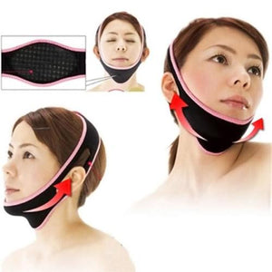 New Face Lift Up Belt Slimming Reduce Double Chin Wrap Anti-Aging Sagging