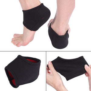 2Pcs Wrap Plantar Fasciitis Therapy Wrap Proven Support Heel Pain Sock Ankle Brace