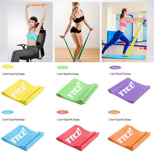 Yoga Tension Fitness Equipment Band Personal Trainer Elastic Band Strength Training Resistance Bands Crossfit Yoga Rubber loop Sport Training Equipment