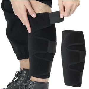 Adjustable Sports Calf Brace Sleeve Support Shin Leg Compression Injury Prevent