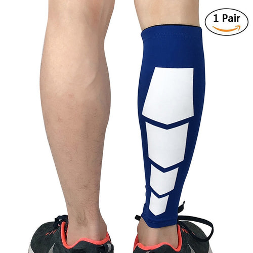 Men Women Compression Cycling Leg Warmers for Basketball Biking Running