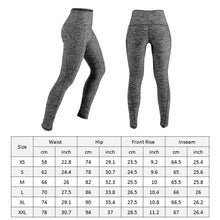 Women's High Waist Yoga Pants Tummy Control Workout Running 4 Way Stretch Yoga Leggings Tights with Pocket