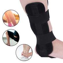 Breathable Foot Drop Orthosis Ankle Brace Support Protection Sprain Splint Arthritis Recovery