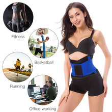 Fitness Waist Belt Workout Waist Trimmer Sports Lumbar Low Back Brace Running Yoga Waist Protective Wrap Sports Waist Trainer