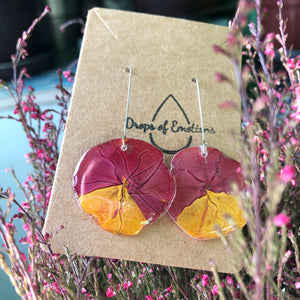 Mirabilis earrings